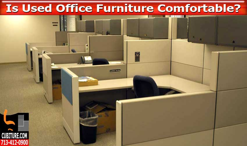 Used Office Furniture For Sale Installed In Houston Texas