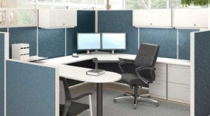 Office Space Furniture Reconfiguration Services