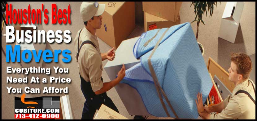 Professional Business Movers In Houston, Texas-Galveston-Beaumont-Corpus-Austin