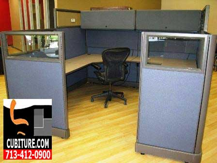 Modular Cubicle Stations