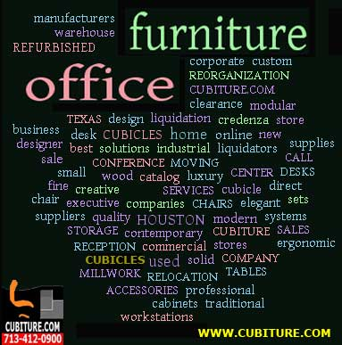 Office Furniture For Sale Houston, Texas