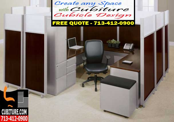 Modular Office Cubicle Sales, Installation, Design & Moving Services