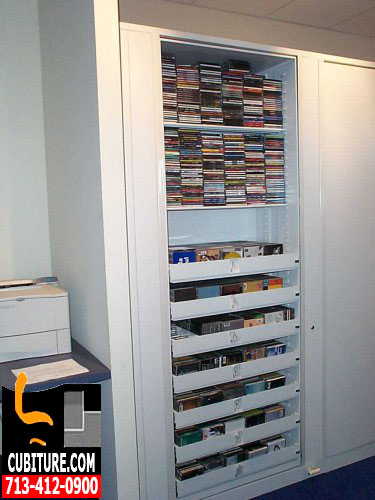 File Systems Sales, Installation, Design, Relocation & Moving Services