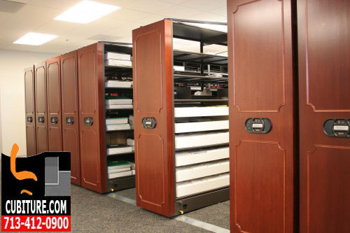 High Density Storage Sales, Installation, Design, Relocation & Moving Services Houston, Texas
