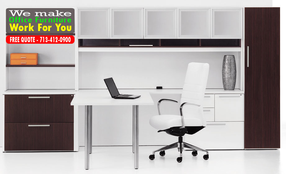Contemporary Office Furniture Sales, Installation & Design Services