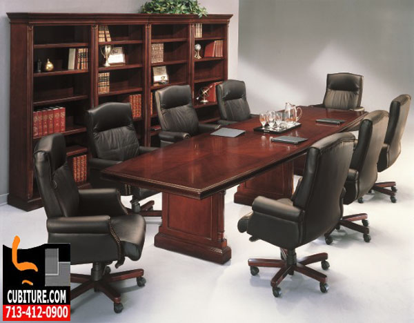 Conference Table Sales, Installation & Design Services