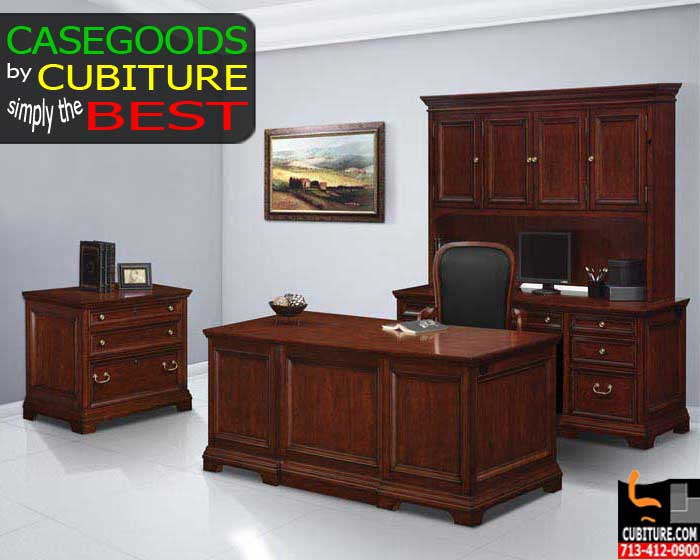 Casegoods Sales, Installation, Design, Moving & Refurbished Office Furniture