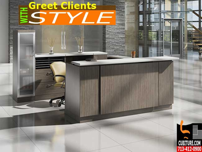 Reception Desks Sales
