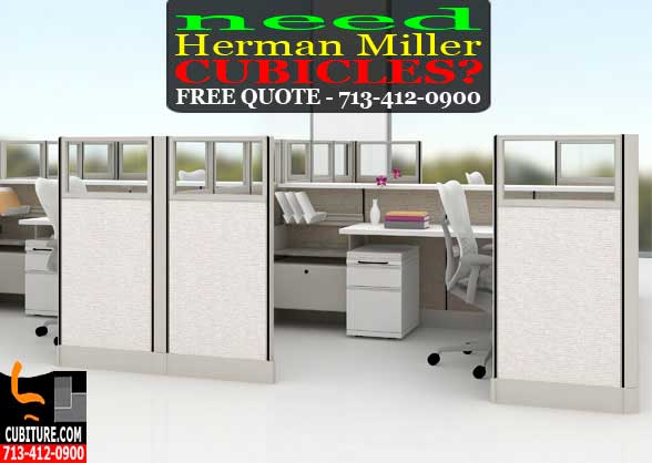 Herman Miller Cubicles For Sale
