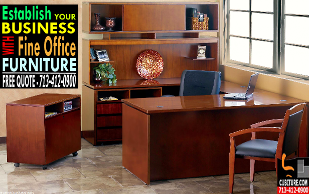 Fine office furniture
