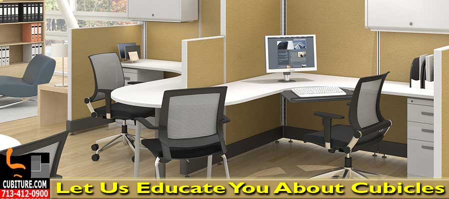 Used Cubicle Office. These versatile, modular workspaces offer an alternative to walled offices that is not only more economical, but also more flexible.
