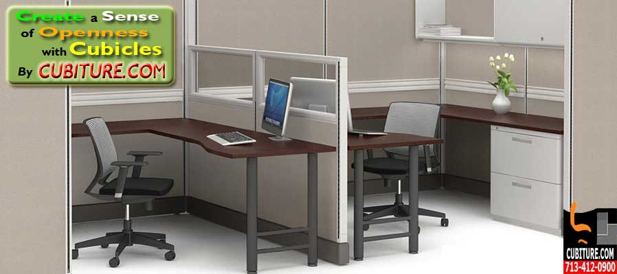Refurbished Cubicles For Sale In Houston, Texas