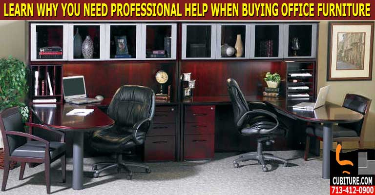 Office Furniture Layout & Design Services Houston Texas