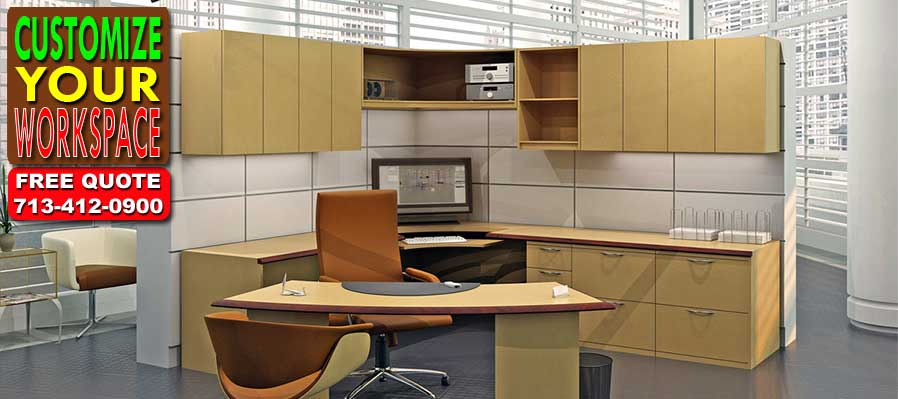 Affordable Office Furniture For Sale In Houston, Baytown, Galveston, Katy, Conroe & The Woodlands, Texas