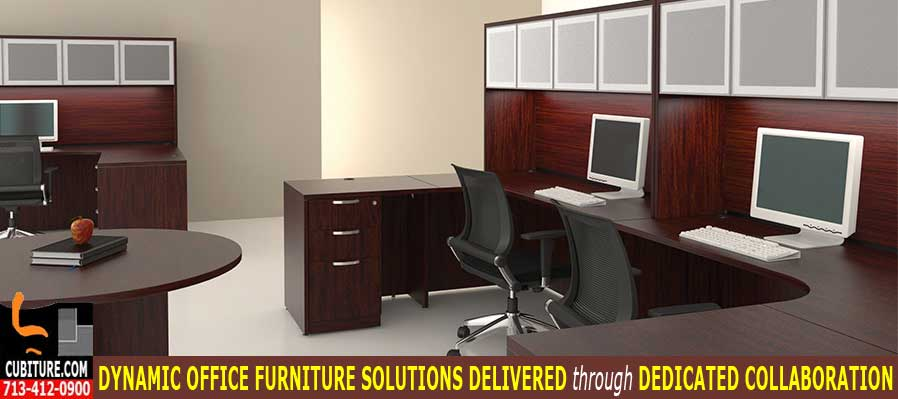High-End Office Furniture For Sale, Installed, Design, Moving & Reorganization Services, Waller, Texas
