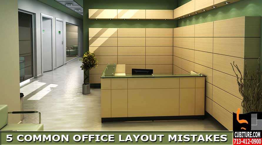 Office Layout & Design Services Houston Texas