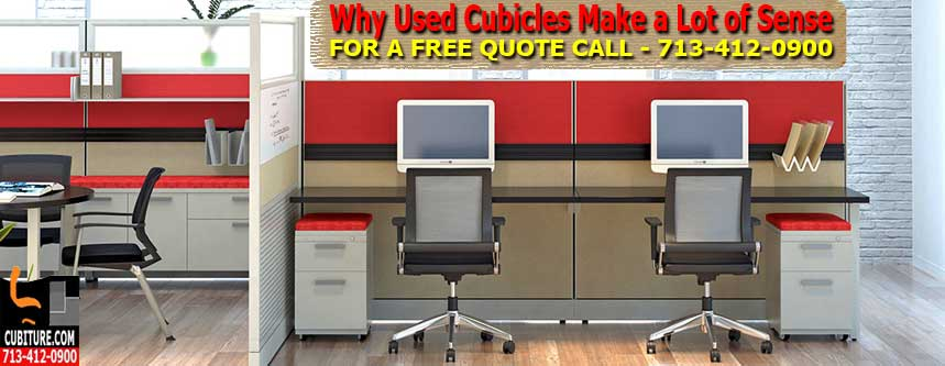 Pre-Owned Office Cubicles For Sale In Houston & Surrounding Areas Including The Woodlands, Texas
