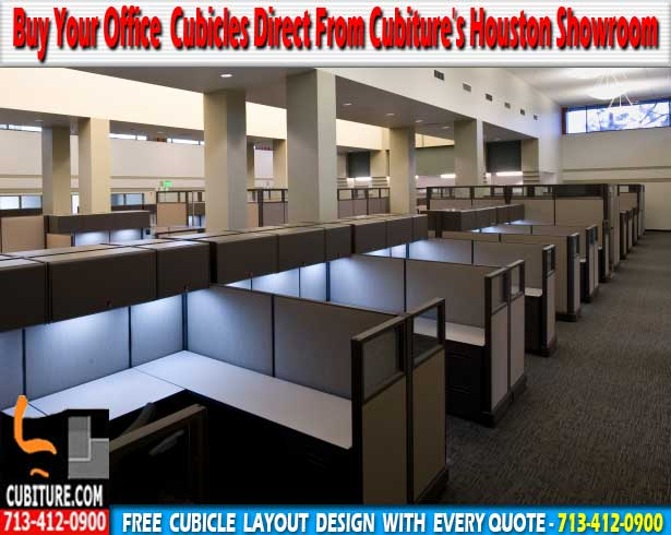 Office Furniture & Cubicle Manufacturer Sell Direct. Showroom Open To The Public In Houston, Texas