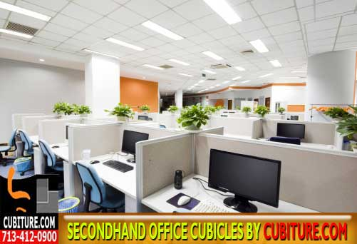 Secondhand Cubicles