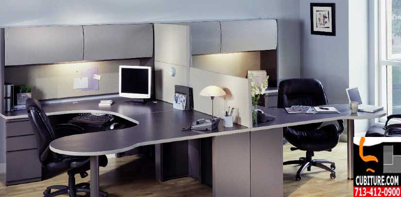 Used Cubicles For Sale In Up-Town Houston, Texas