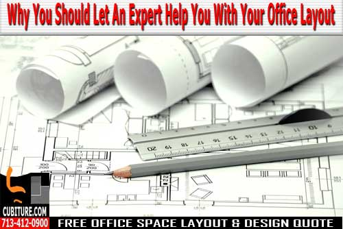 Houston Texas Free Office Design & Layout Quote