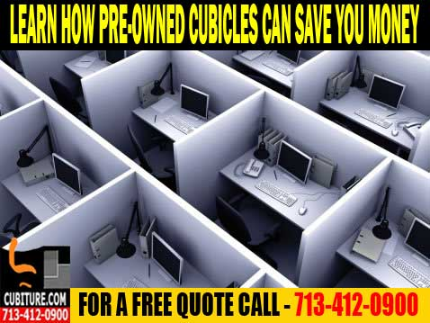 Pre-Owned Cubicles For Sale In Houston Texas & Surrounding Areas Including Pasadena, Tx