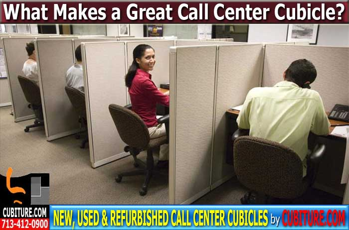 Call Center Cubicles Design, Sales, Installation & Cubicle Refurbishing In Houston Texas