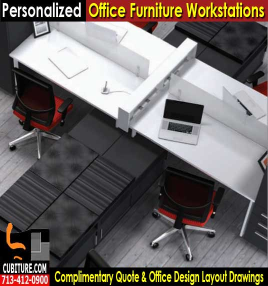 Personalized Office Furniture Workstations
