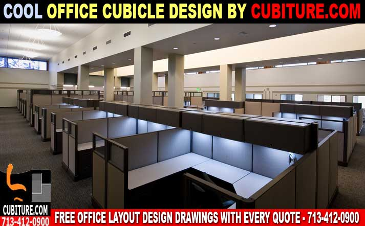 Cool Office Cubicles For Sale In Houston, Texas