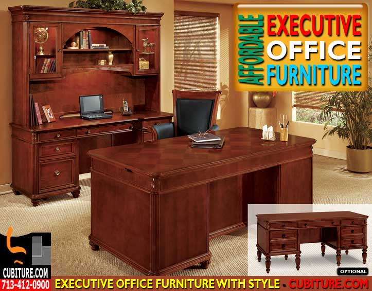 Re-Manufactured Executive Office Furniture For Sale