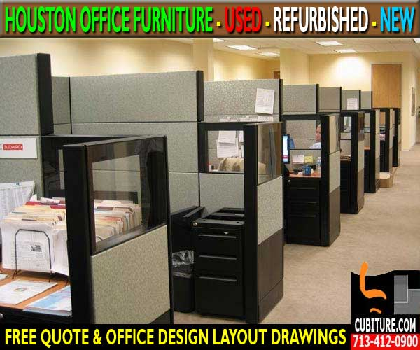 Houston Office Furniture Sales, Design & Installation Services In Houston, Texas