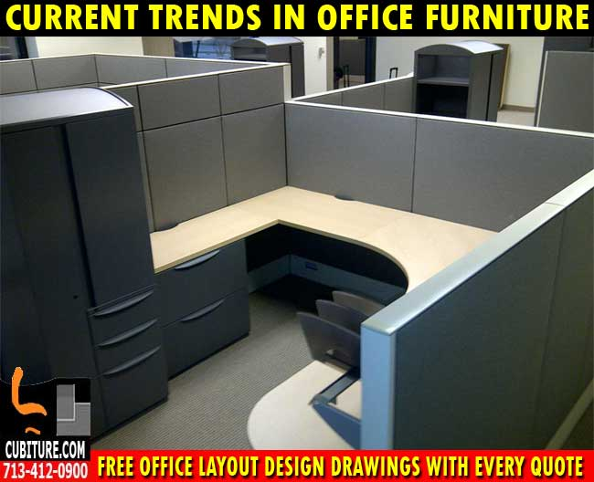 FREE Office Furniture Design Services In Houston, Texas