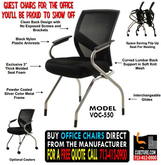 Quality Office Guest Chairs For Sale