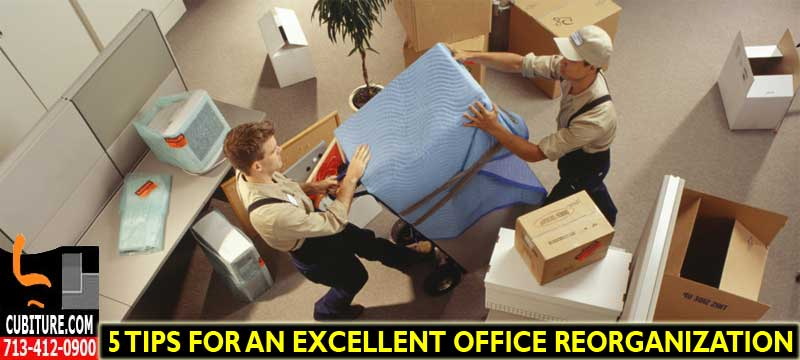 Office Reorganization Houston