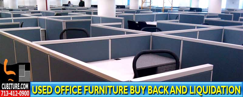 Used Office Furniture Buy Back & Liquidation Houston Texas
