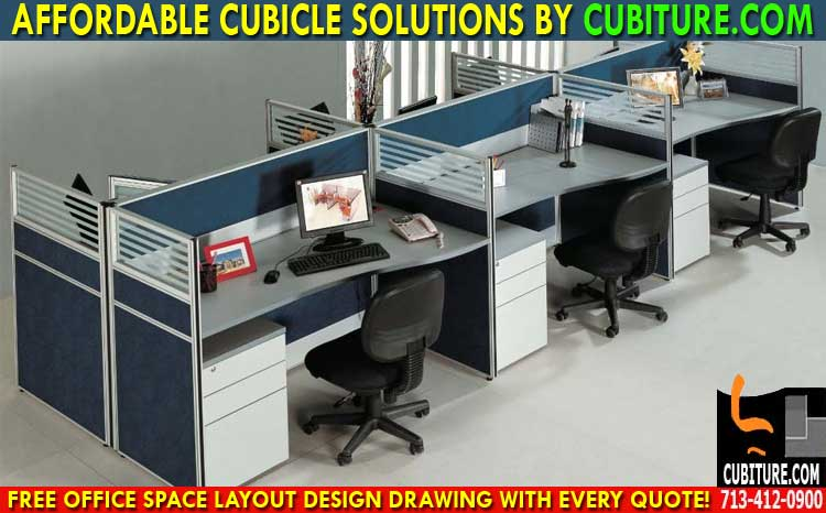 Affordable Refurbished Cubicles For Sale In Houston , Texas
