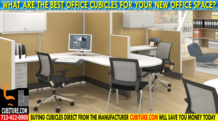 Affordable Office Cubicles For Sale In Houston, Texas
