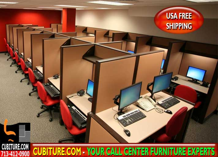 Telemarketing Cubicles For Sale In Houston