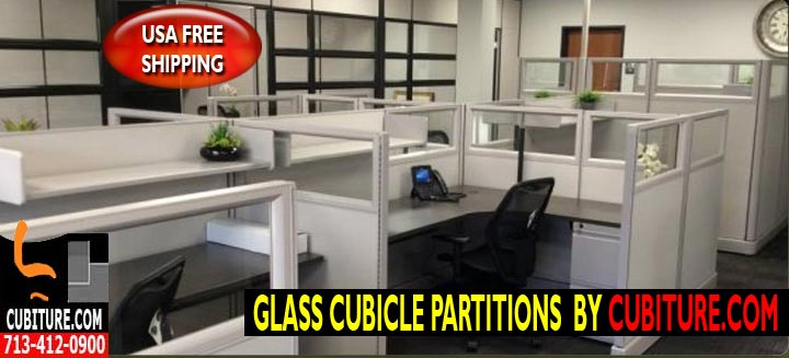 Glass Cubicle Partitions