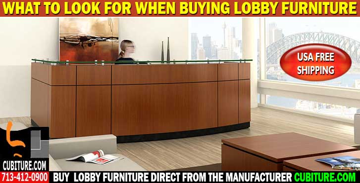 Used Lobby Furniture For Sale In Houston, TX.