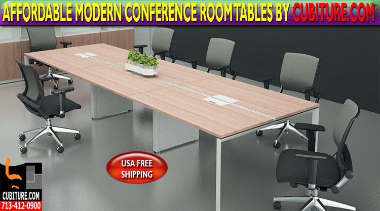 Contemporary Conference Room Tables For Sale In Waller Tx