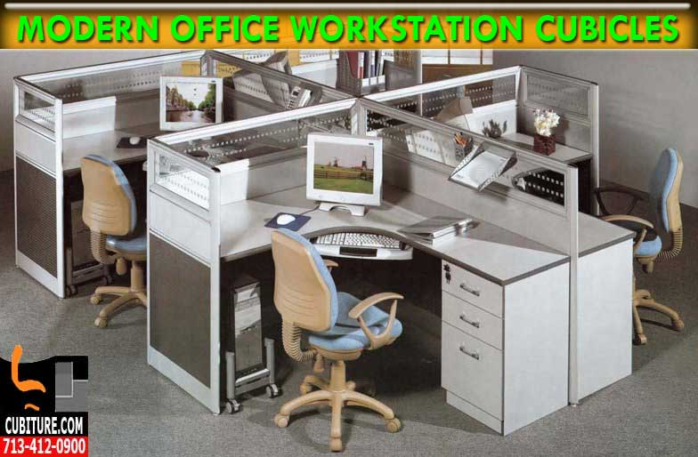 Ergonomic Office Workstations & Cubicles For Sale In Houston Texas