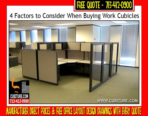 Refurbished Work Cubicles For Sale In Houston, Texas Galleria Area Cubicle Installation