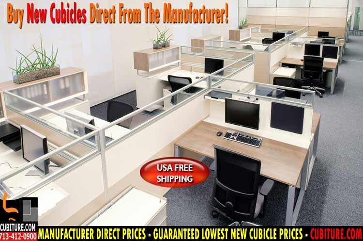 Modern Cubicles On Sale In Houston Texas To Galveston TX