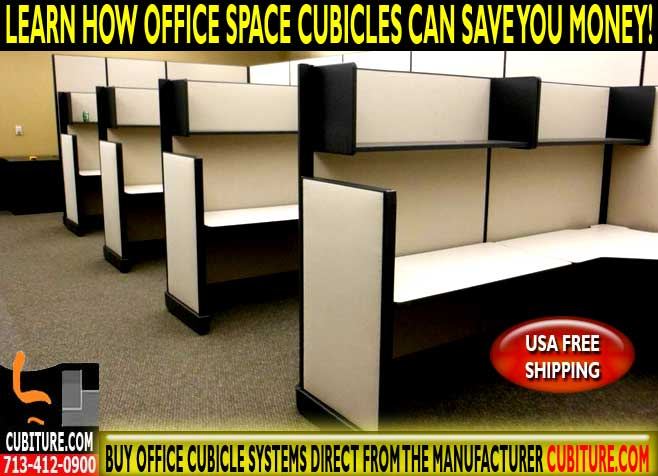 Used Office Space Cubicles Houston