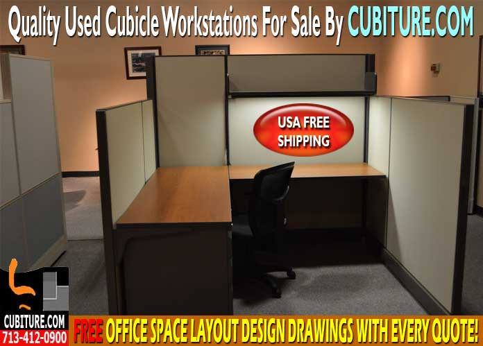 Secondhand Cubicle Workstations