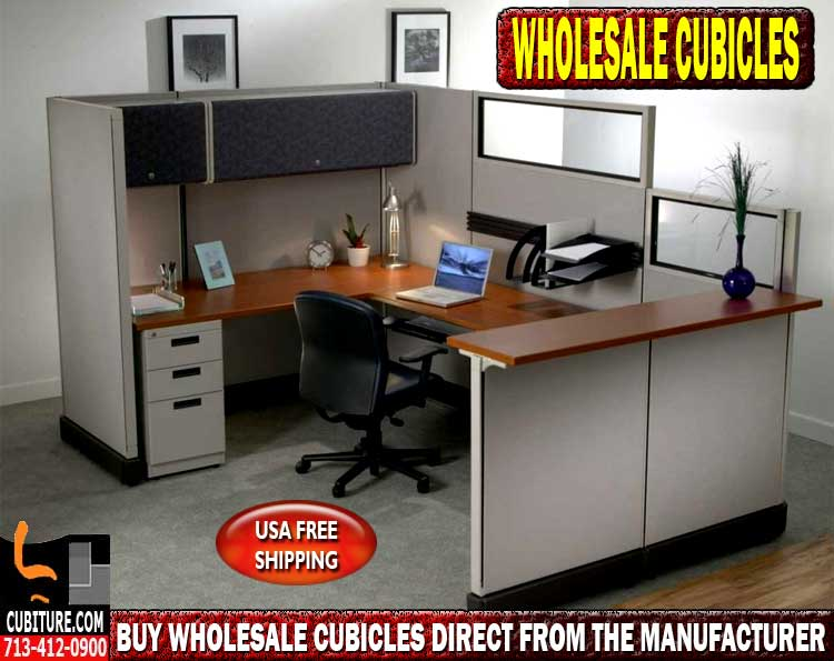 Re-Manufactured Office Cubicles