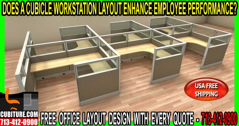 FREE Cubicle Workstation Layout Discount Sales