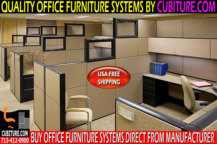 Used Office Furniture Systems For Sale In Houston, Tx.