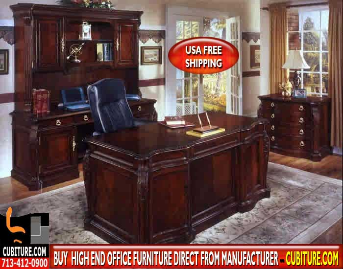 High End Office Furniture For Sale In Houston, Texas